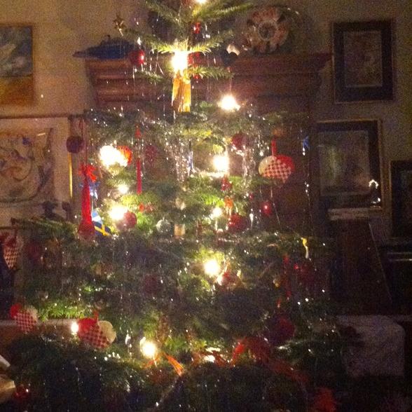 terpenes Christmas tree